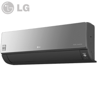 Кондиционер LG: AM09BP Серия Art cool Mirror New (Inverter) в Алматы от компании Everest climate