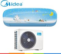 Кондиционер Midea: MSKU-09HRDN1-B (kids star-inverter) в Алматы от компании Everest climate