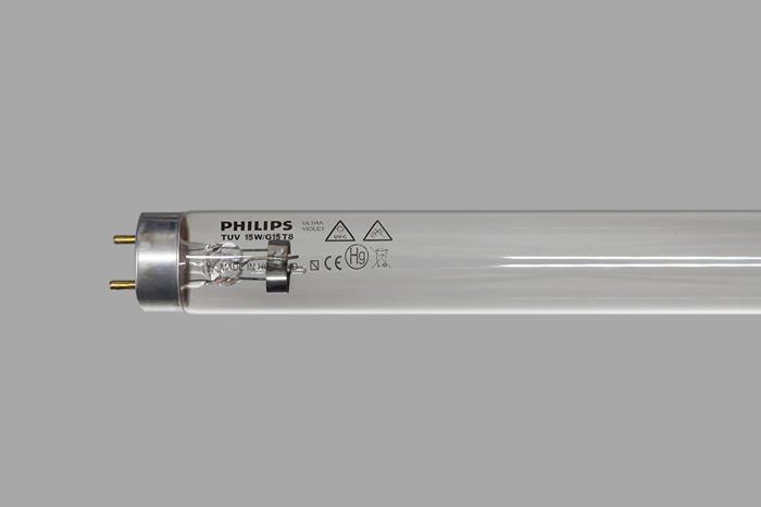 Лампа кварцевая (бактерицидная) PHILIPS TUV 30W