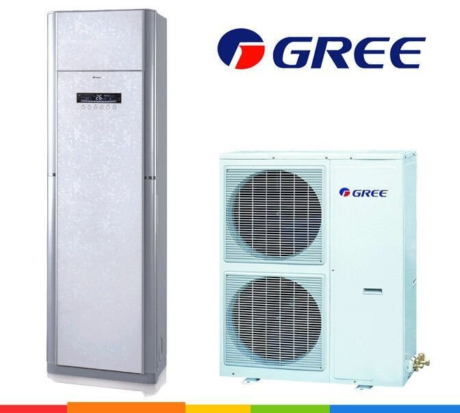 Колонный кондиционер Gree: GVH24AF (cерия CROWN Inverter) ##от компании## Everest climate - ##фото## 1