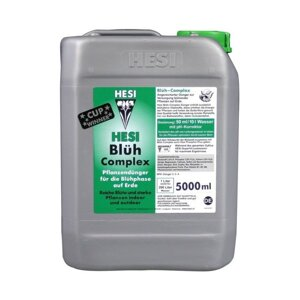 Комплекс удобрений Bloom Complex 5 L HESI