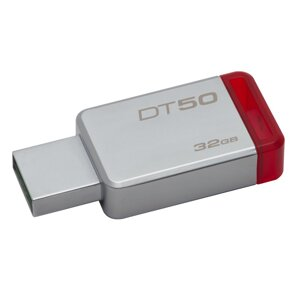 USB-накопитель Kingston DataTraveler 50 (DT50) 32GB
