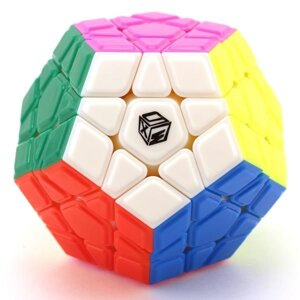 MoFangGe X-Man Galaxy Megaminx cube color
