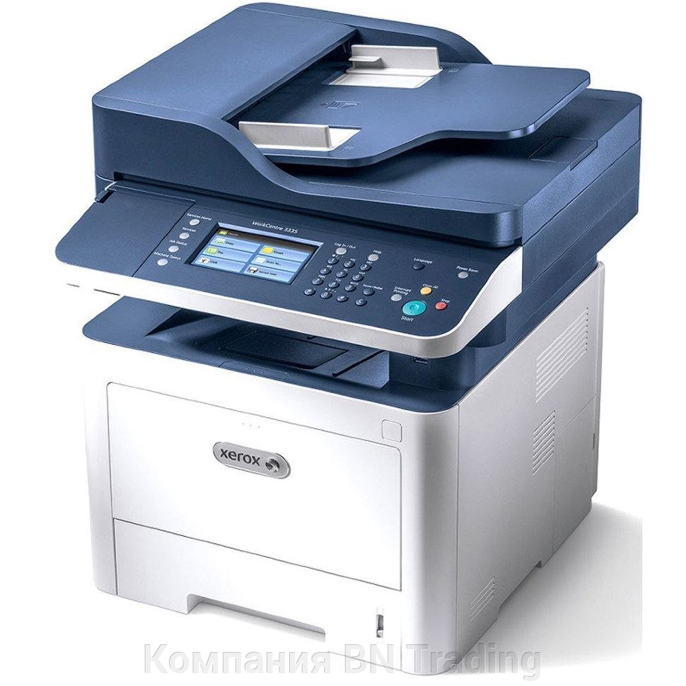 МФУ XEROX WorkCentre 3345DNI ##от компании## Компания BN Trading - ##фото## 1