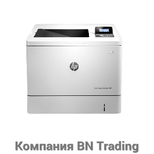 Принтер HP B5L24A HP Color LaserJet Enterprise M553n, A4 ##от компании## Компания BN Trading - ##фото## 1