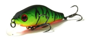 Воблер ZIPBAITS Khamsin 50Jr, SR (4,0г, до 1м) / 070R